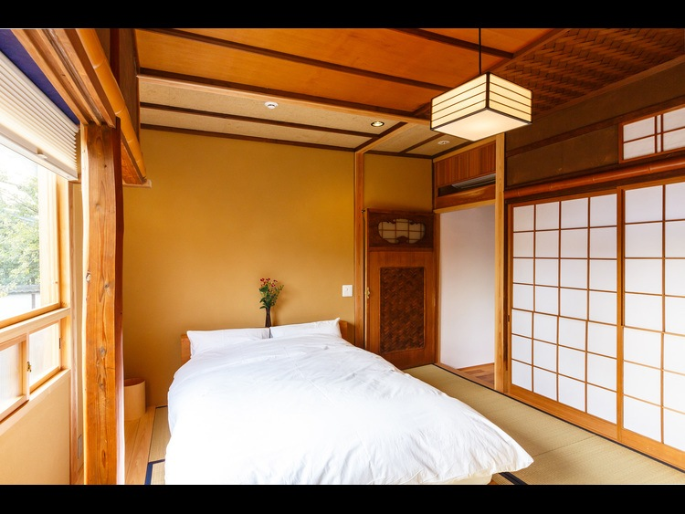 Upper - Master Bedroom with Double Bed (Western Style)